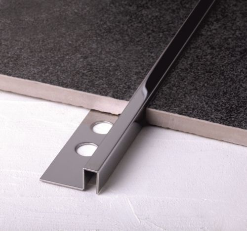 Профиль Juliano Tile Trim SB017-1S-12H Silver
