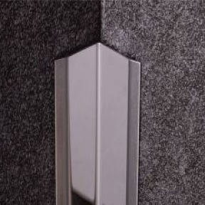 Профиль Juliano Tile Trim  Silver SA027-1S-25W